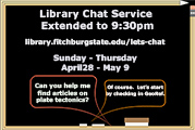 Library Chat Service Extended