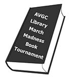 AVGC Library March Madness Book Tournament